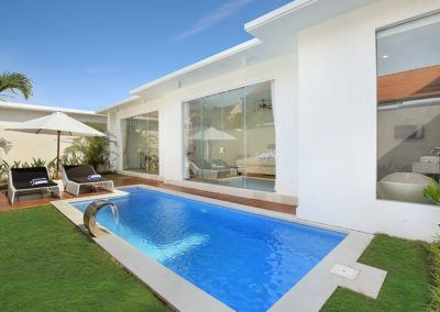 Luxury One Bedroom Villa with Private Pool
